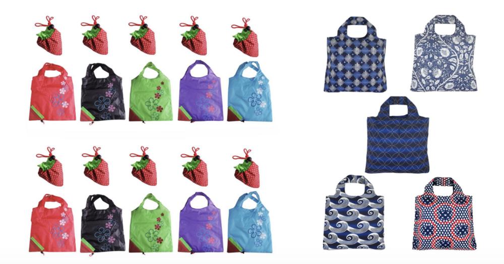 Reusable bags Roatan