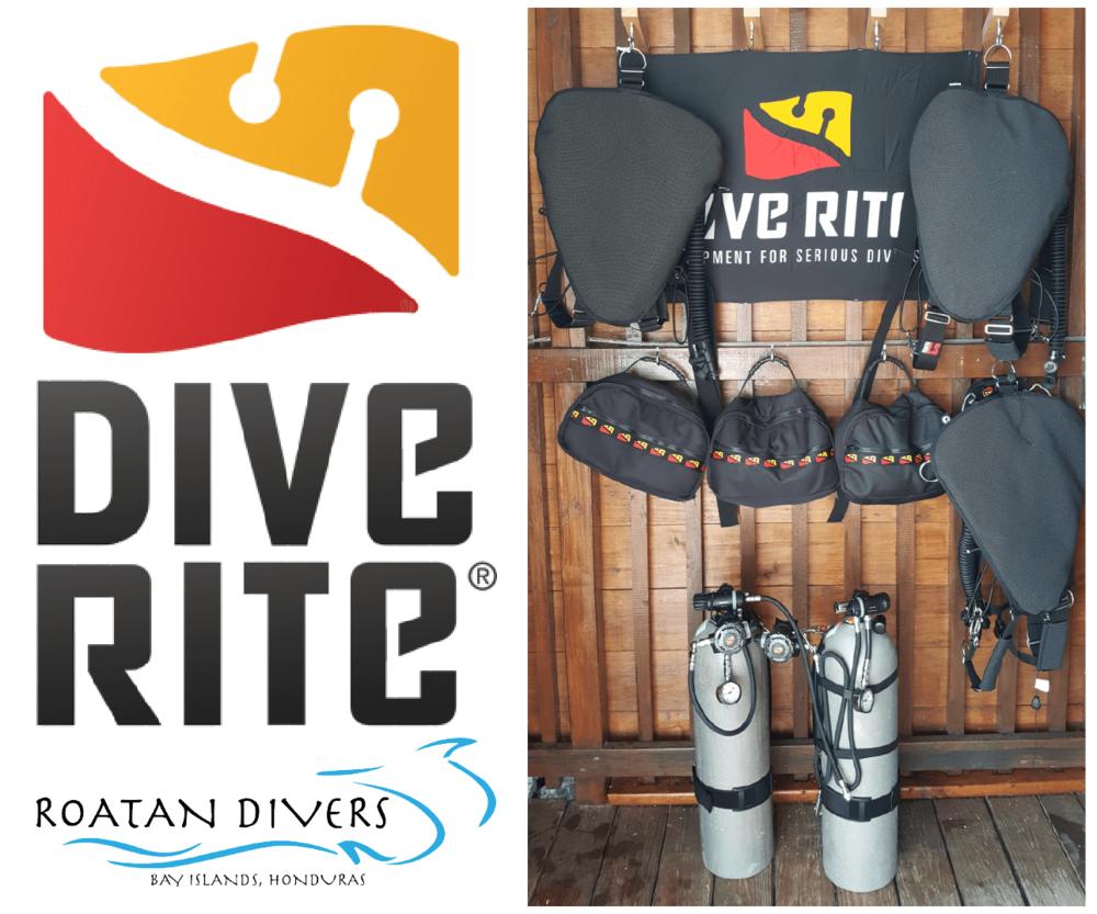 Dive Rite Roatan Divers