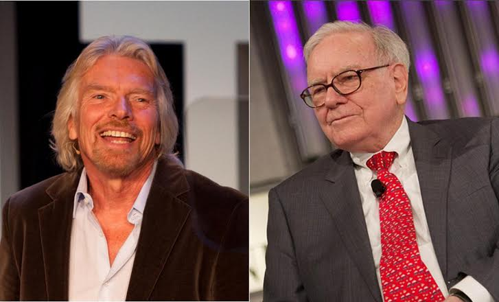 WHAT CAN YOU LEARN FROM BRANSON & BUFFET, Success, Wealth, Ron Malhotra