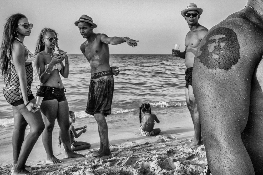 Harald Claessen Che Guervara Cuba Photo workshop