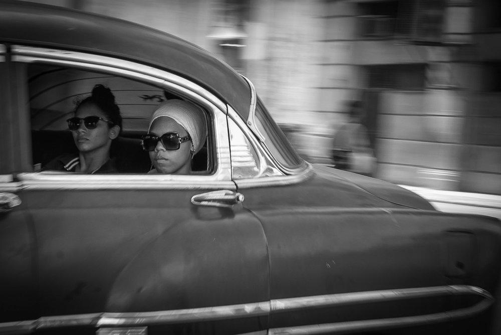 Cuban Car Harald Claessen Photo workshop
