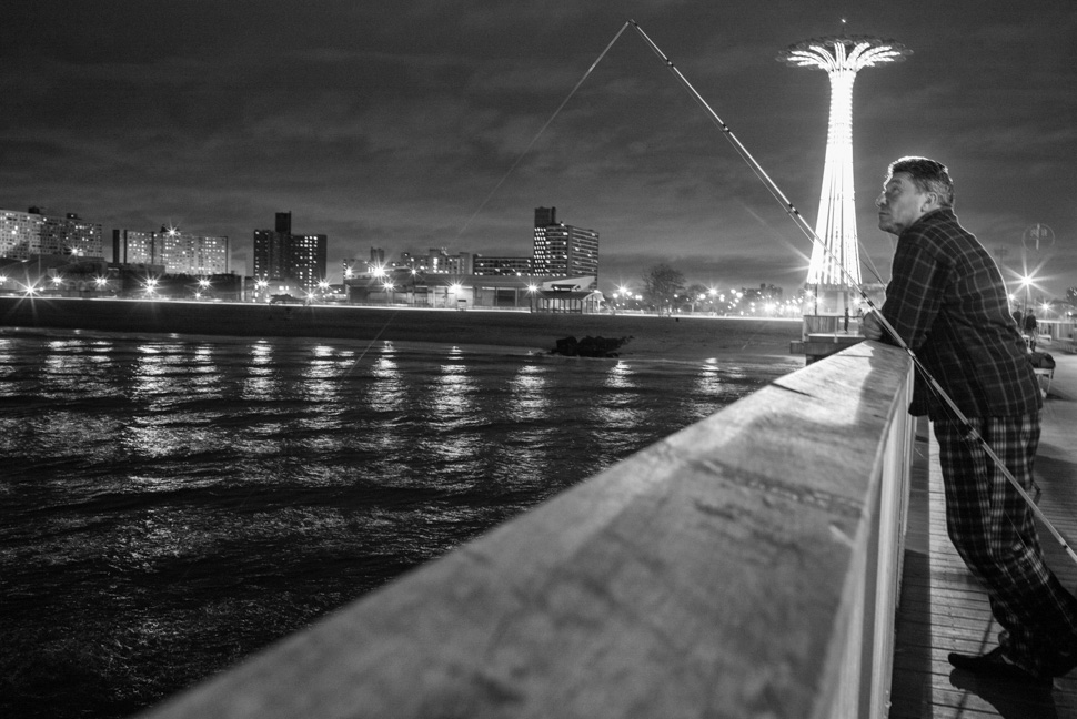Photo: Harald Claessen, Coney Island, New York