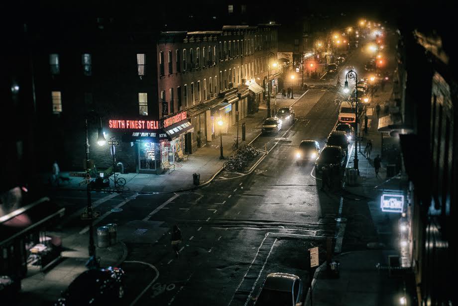 Photo Birgit Krippner, New York
