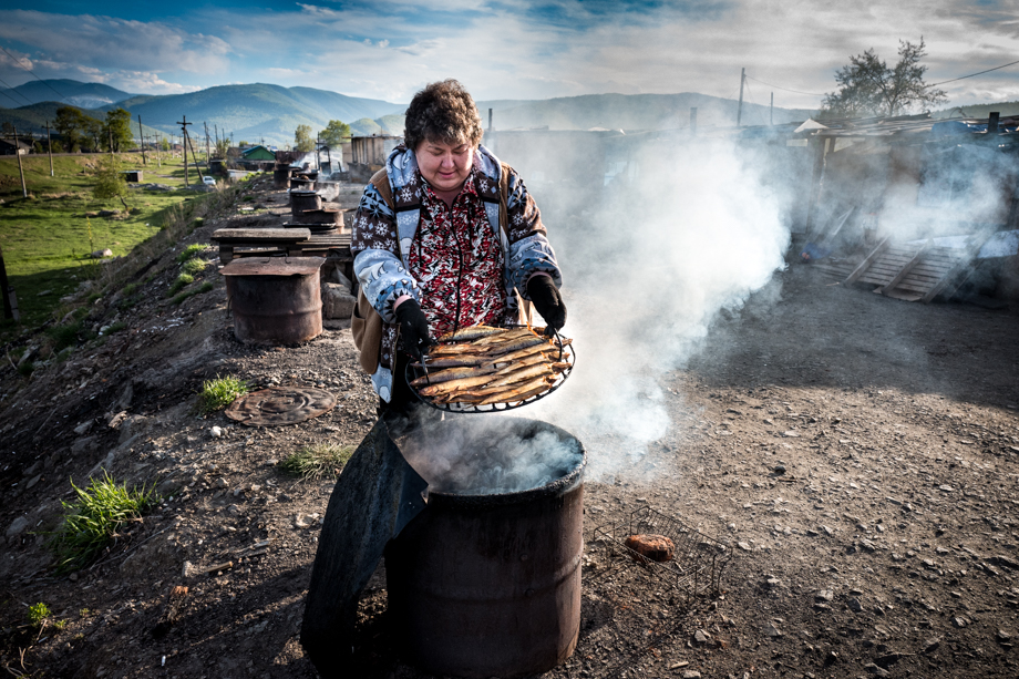 Photo: Birgit Krippner, 2017, Siberia