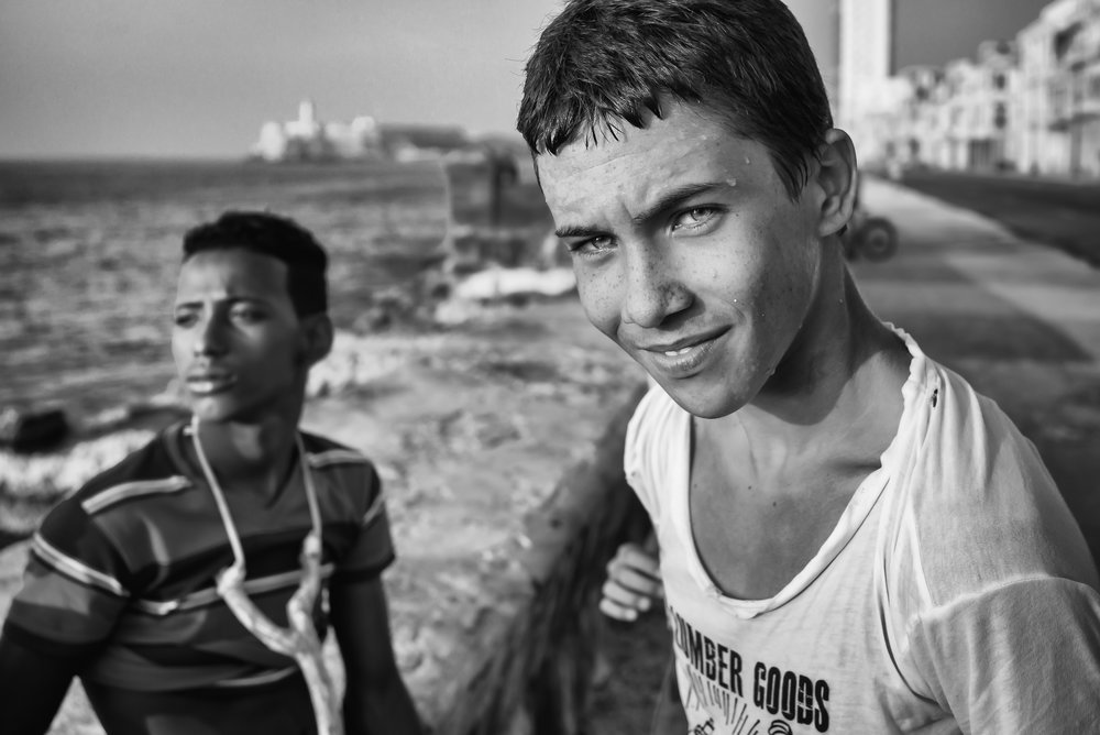 Cuba photo workshop Harald Claessen photography