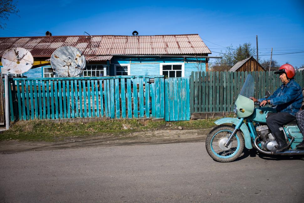 Photo: CreativeAdventurePhotography - Harald Claessen, Urusha, Siberia