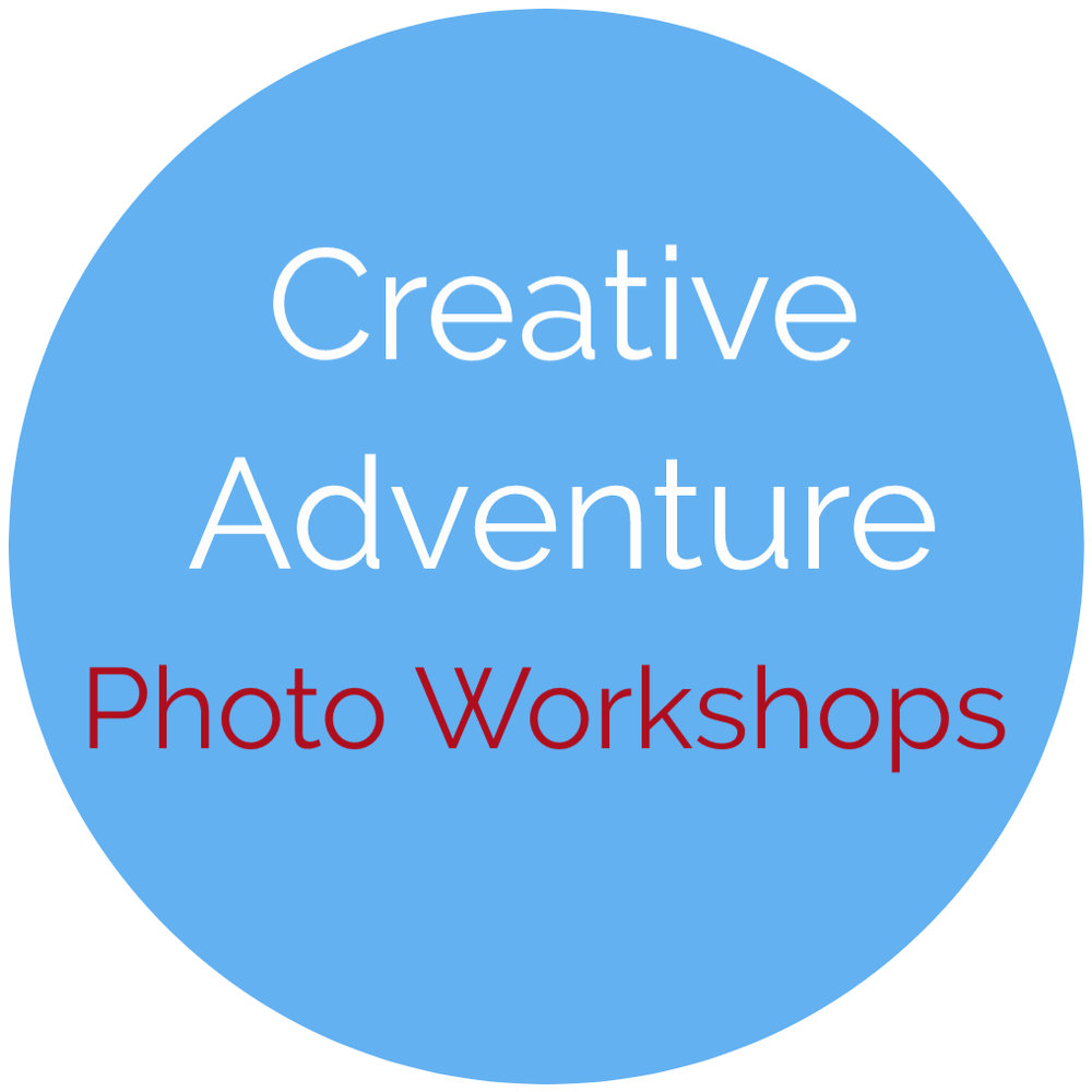 Creative Adventure Photo Workshops