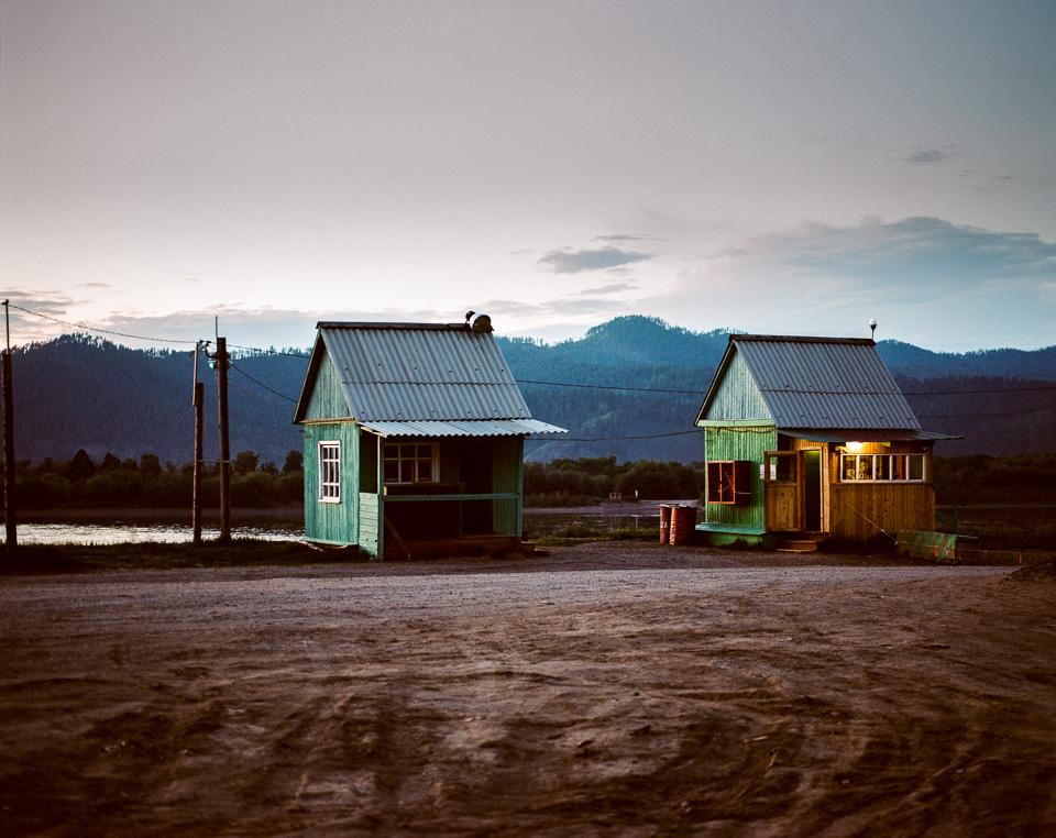 Photo workshop Trans Siberian Railway