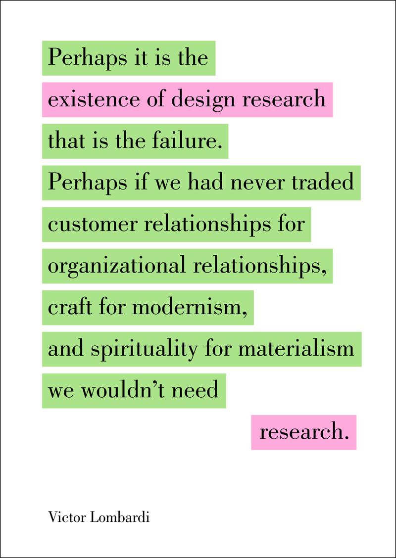 Research. Failure 20