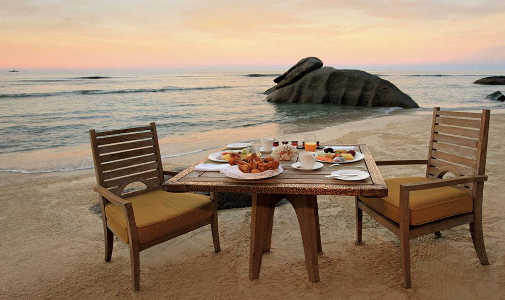 Maia Luxury Resort & Spa - Breakfast On Beach.jpg