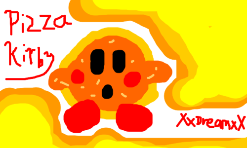 Kirby Pizza