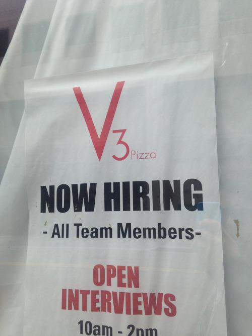V3 Pizza