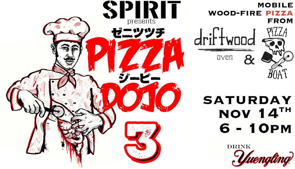 Pizza Dojo 3: Driftwood Oven vs Pizza Boat, a match of the millennia