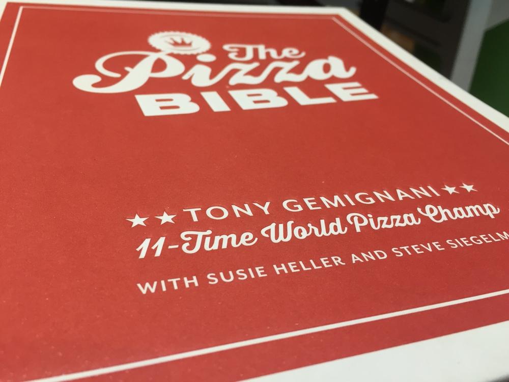Tony Gemignani's Pizza Bible