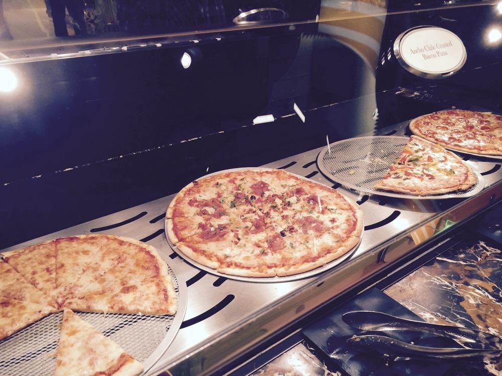 Wynn Buffet Pizza
