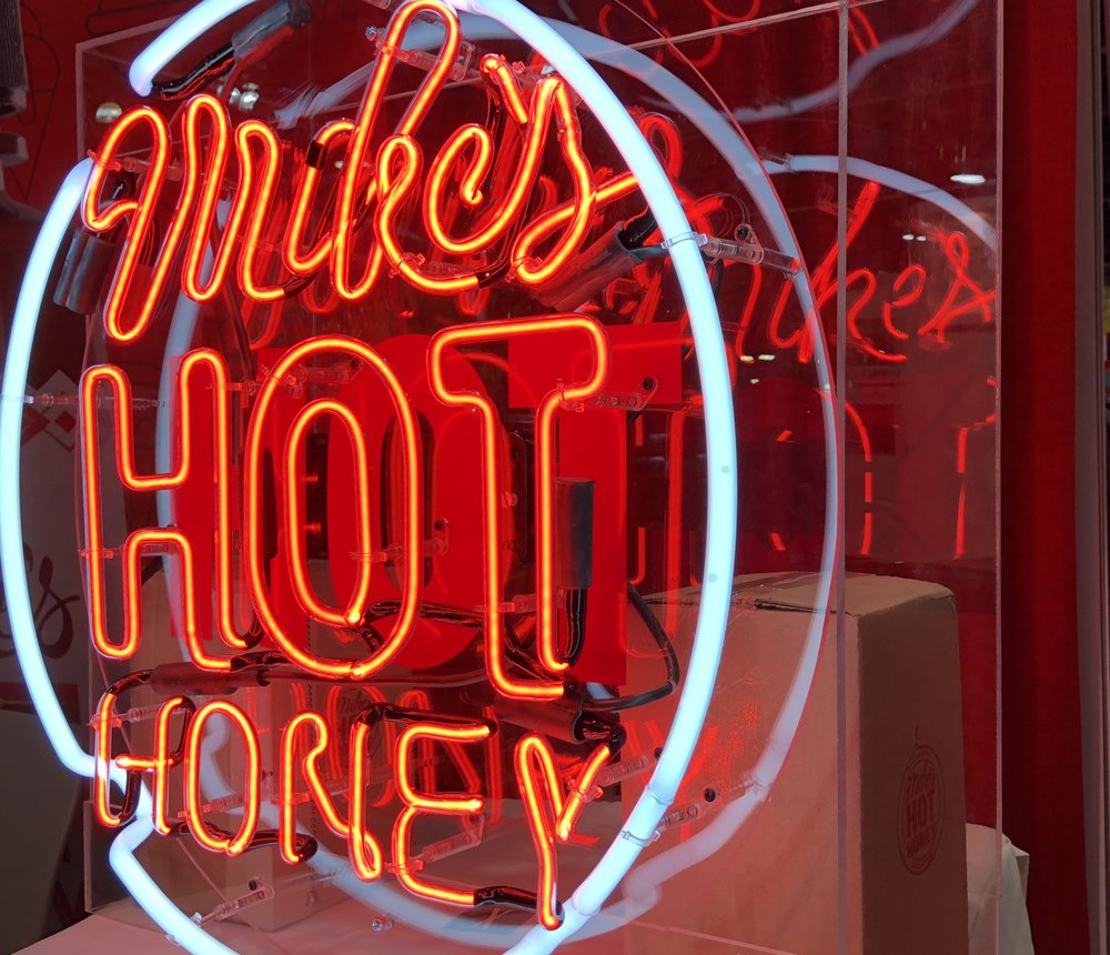Mike's Hot Honey Pizza Expo