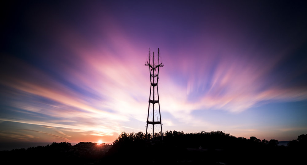 Sutro Tower, San Francisco