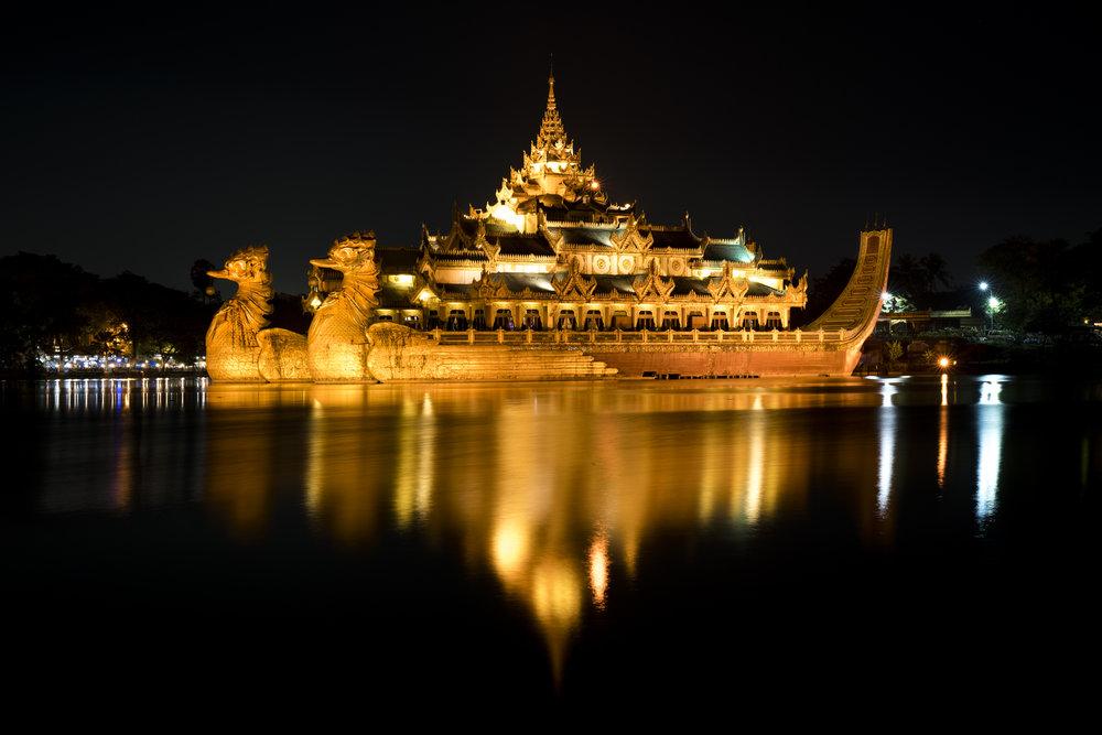 Karawait, Yangon, Myanmar