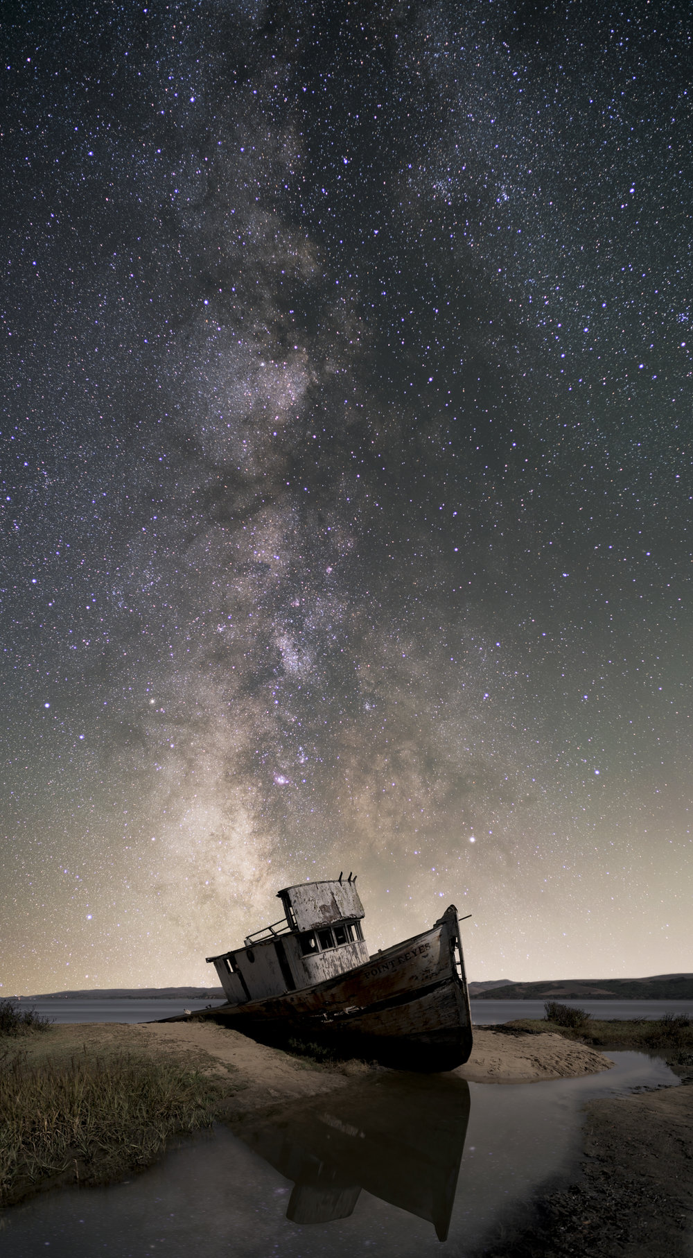 Point Reyes Shipwreck, California