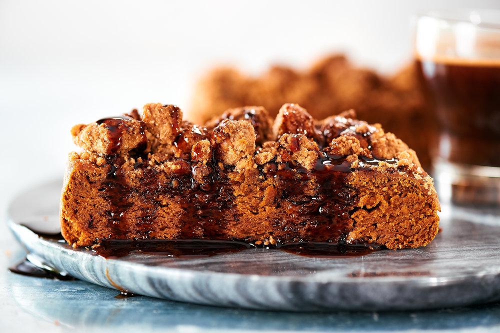brownie ze slodkich ziemniaków, batatów, kruszonka,bez cukru, olej kokosowy, mąka kokosowa, ksylitol, owsiana, ryżowa, zdrowe jedzenie, przepis, ORGAZMUM, jak zrobić, fit, dietetyczne ciasto, deser, healthy food.1psd.jpg