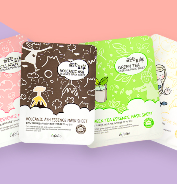 K-Beauty Face Masks -