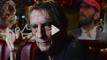 Episode 2  Acting Legend  Harry Dean Stanton  Reflects on Life, Love & The Void