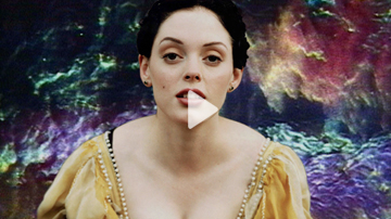 Episode 38   Rose McGowan  on Directing Her Short Film DAWN and Sexism in Hollywood