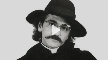 Episode 42   Father Guido Sarducci  talks Pope Francis, Elvis & UFOs at The Vatican on Harper Simon's TALK SHOW