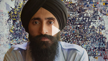 Episode 47  Sexiest Man Alive-- Waris Ahluwalia  on Harper Simon's TALK SHOW