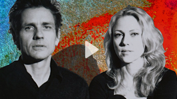 Episode 63   Dean Wareham  &  Britta Phillips  on Hillary Clinton, Galaxie 500 & Couples Collaboration