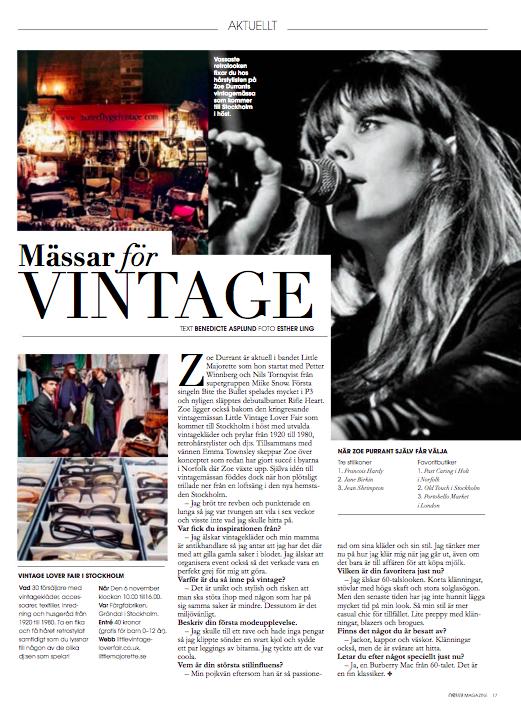 Nelly Magazine - Stockholm 2011 -