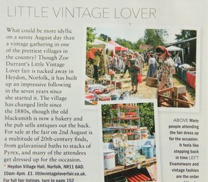 Homes & Antiques Mag -