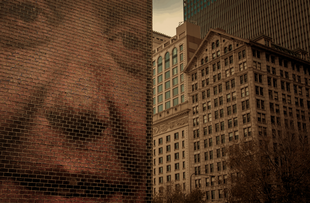 Crown Fountain - Jaume Plensa, Spainish artist