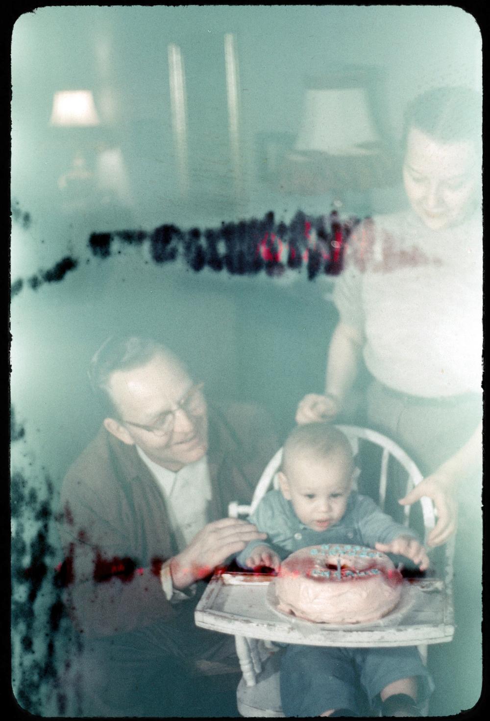 First Birthday 1955