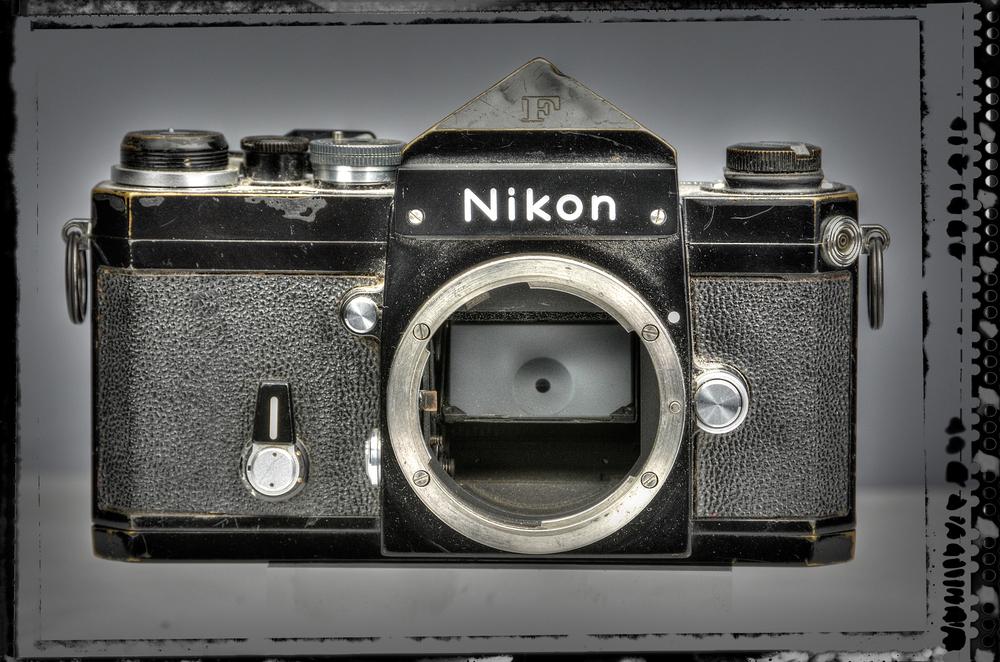 1970s Nikon F
