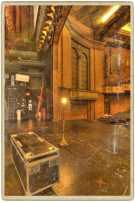 Stage Left - Gilloz Theater