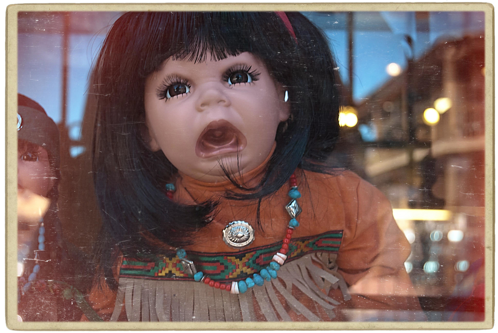 Old Town Kachina Doll