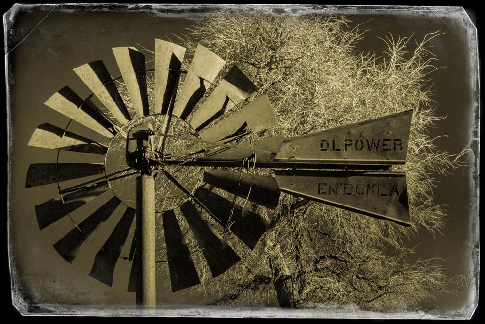 Windmill - Elk City OK