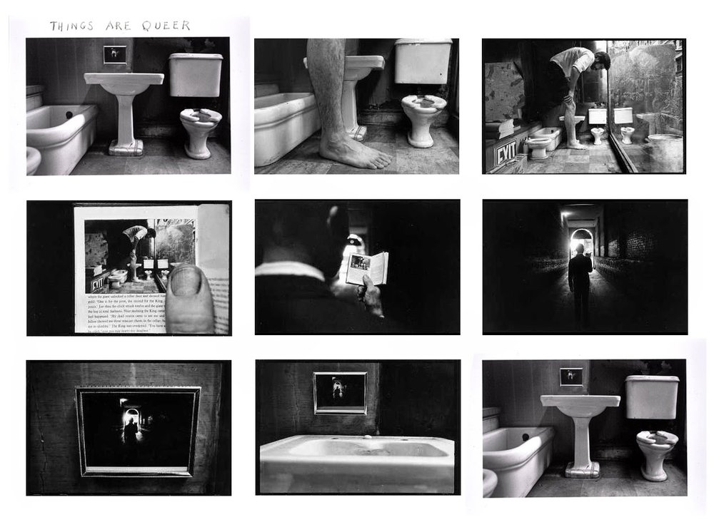 Duane Michals This Are Queer.jpg