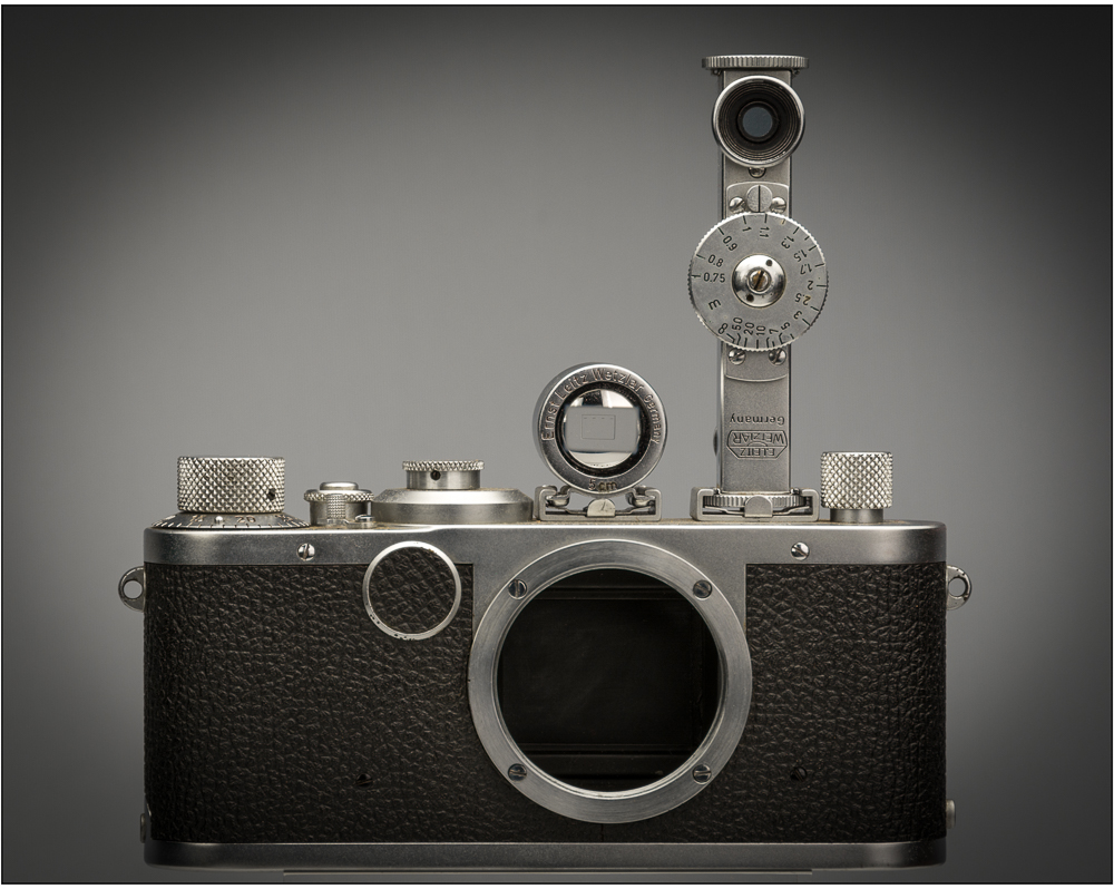 Dad's 1950 Leica Ic