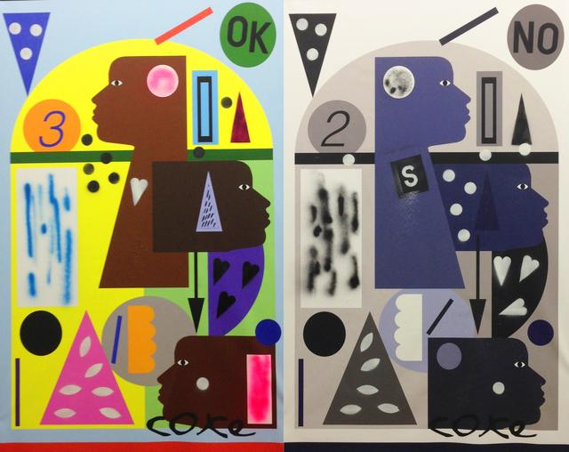 Artist in Residence: Nina Chanel Abney, November 11