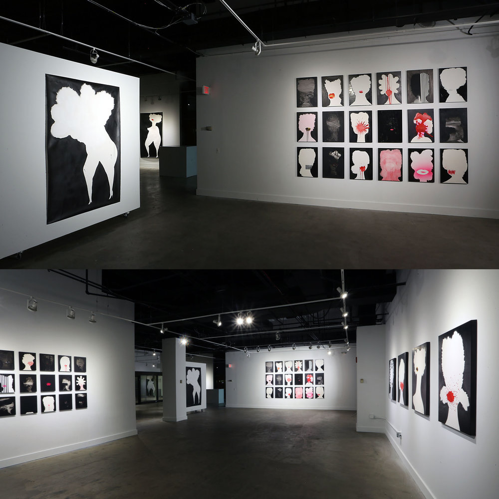 PROJECT FOR EMPTY SPACE GALLERY