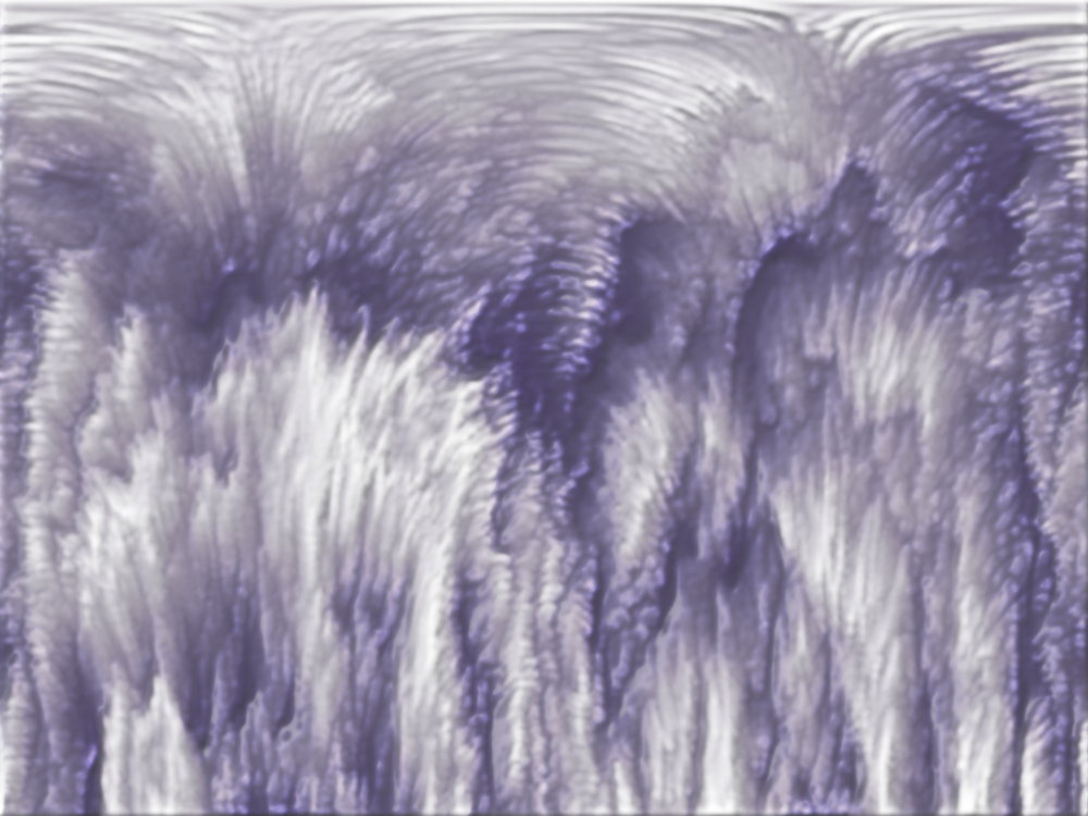 Waves of Purple