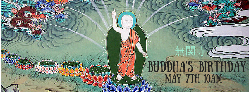 Buddha's Birthday Celebration May 7th