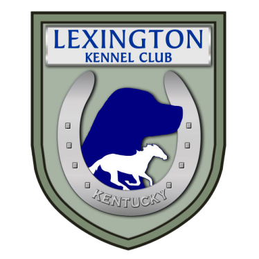 Lexington Kennel Club logo - Style: graphic, color