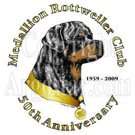 Medallion-Rottweiler-Club-logo