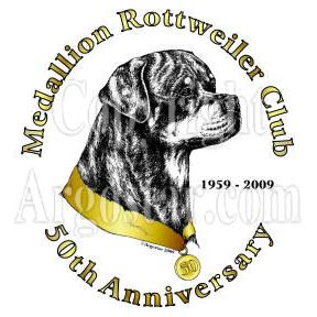 medallion-rottweiler-club-50th-anniversay