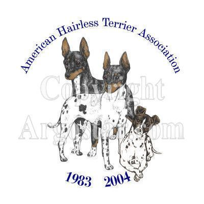 American Hairless Terrier Association Logo