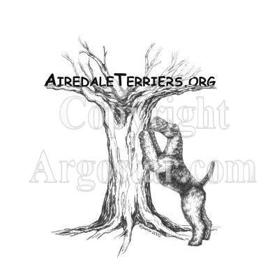 Airedale Terriers Web Site Logo