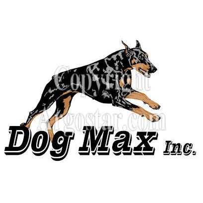 Dog Max Logo